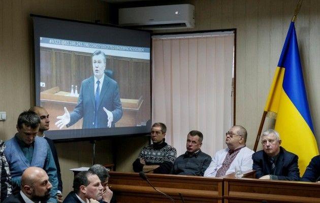 Оболонский райсуд Киева вызывает Януковича на начало рассмотрения дела против него 4 мая - Цензор.НЕТ 2449