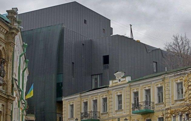 """Порошенко принял участие в церемонии открытия Театра на Подоле: """"Мы будем им гордиться"""" - Цензор.НЕТ 2024"""