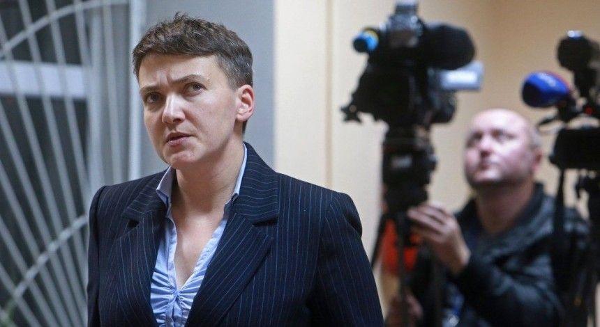 У Мережі оприлюднено подання на притягнення до відповідальності і затримання Савченко