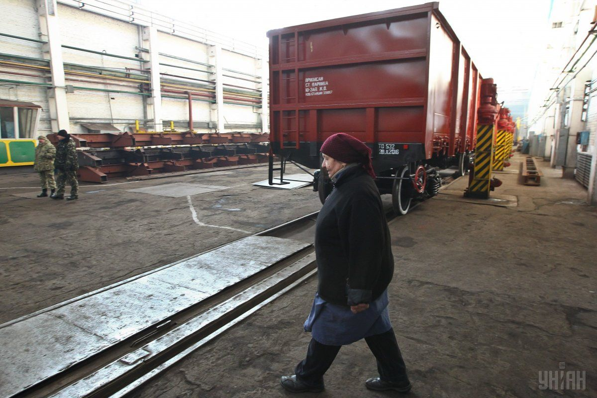 УЗ объявила о планах создать грузовую компанию / Фото УНИАН