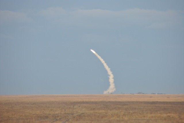 В ВСУ пообещали, что будут и дальше проводить ракетные стрельбы возле Крыма / mil.gov.ua