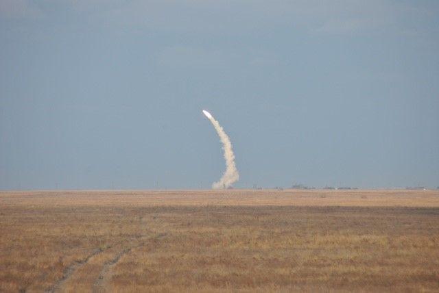 Украина провела ракетные стрельбы вблизи Крыма / mil.gov.ua