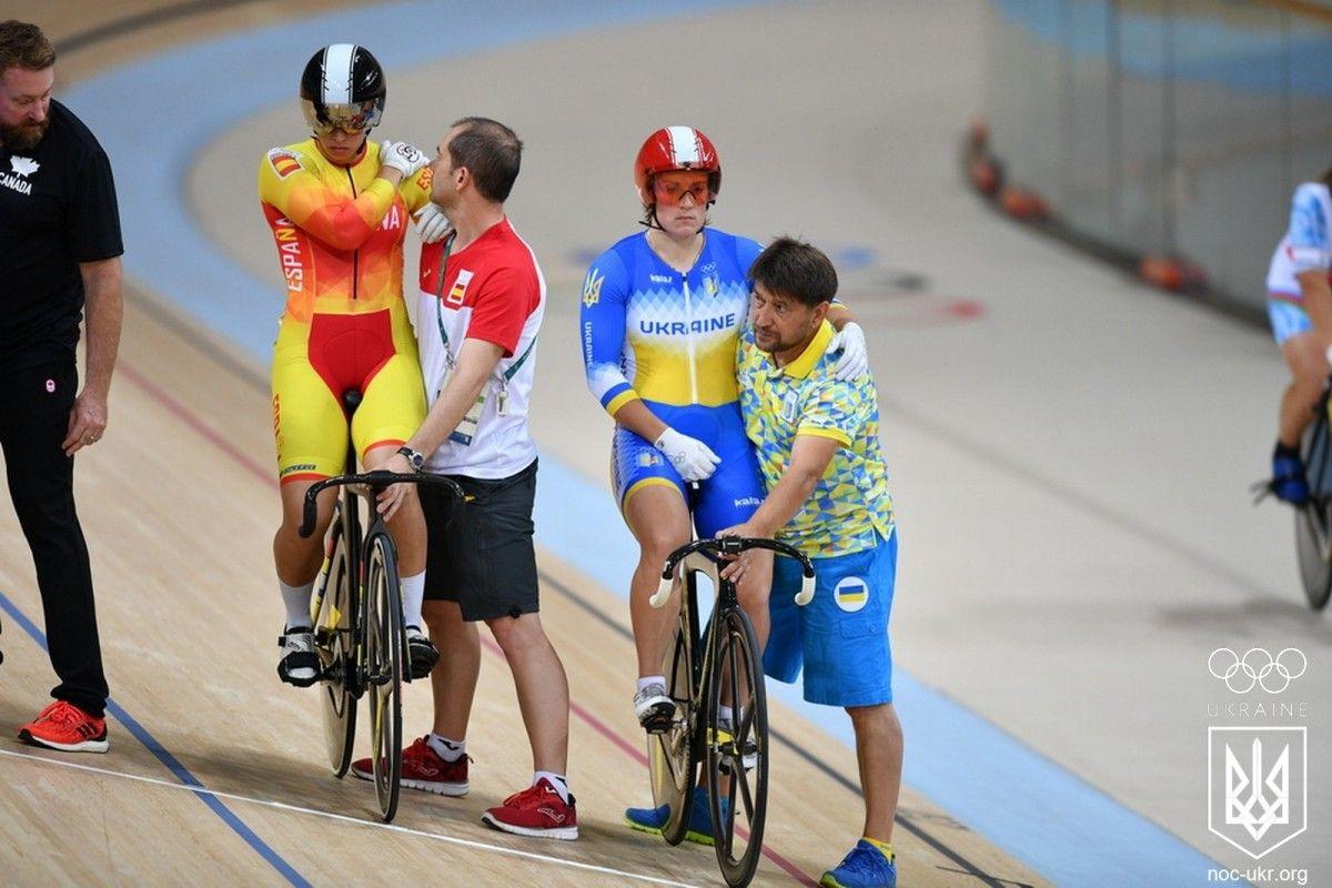 Басова второй раз получает звание лучшей спортсменки месяца / noc-ukr.org