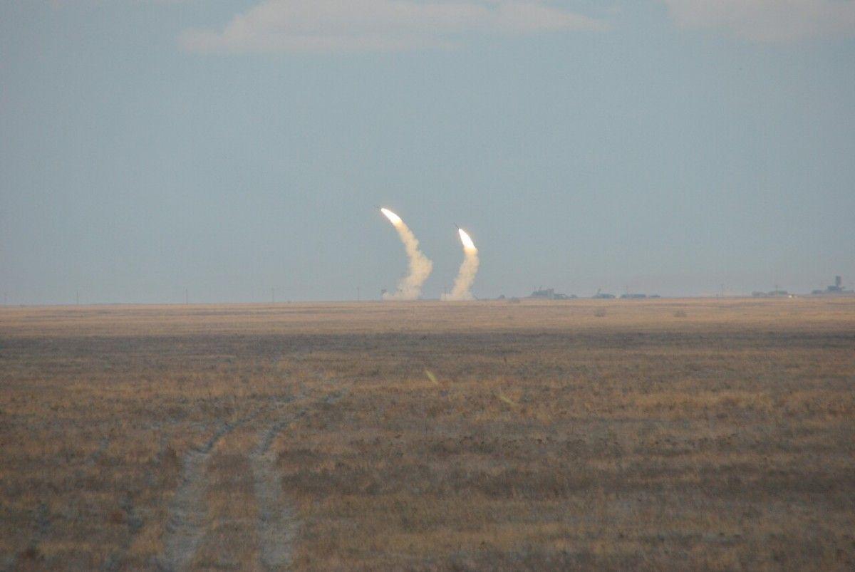 1 декабря возле оккупированного Крыма стартовали нашумевшие учения ВСУ с ракетными стрельбами / mil.gov.ua