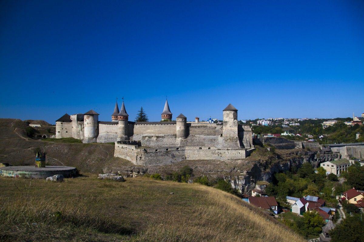 От Хмельницкого до Каменца-Подольского меньше 100 км / Фото Yan Mednis
