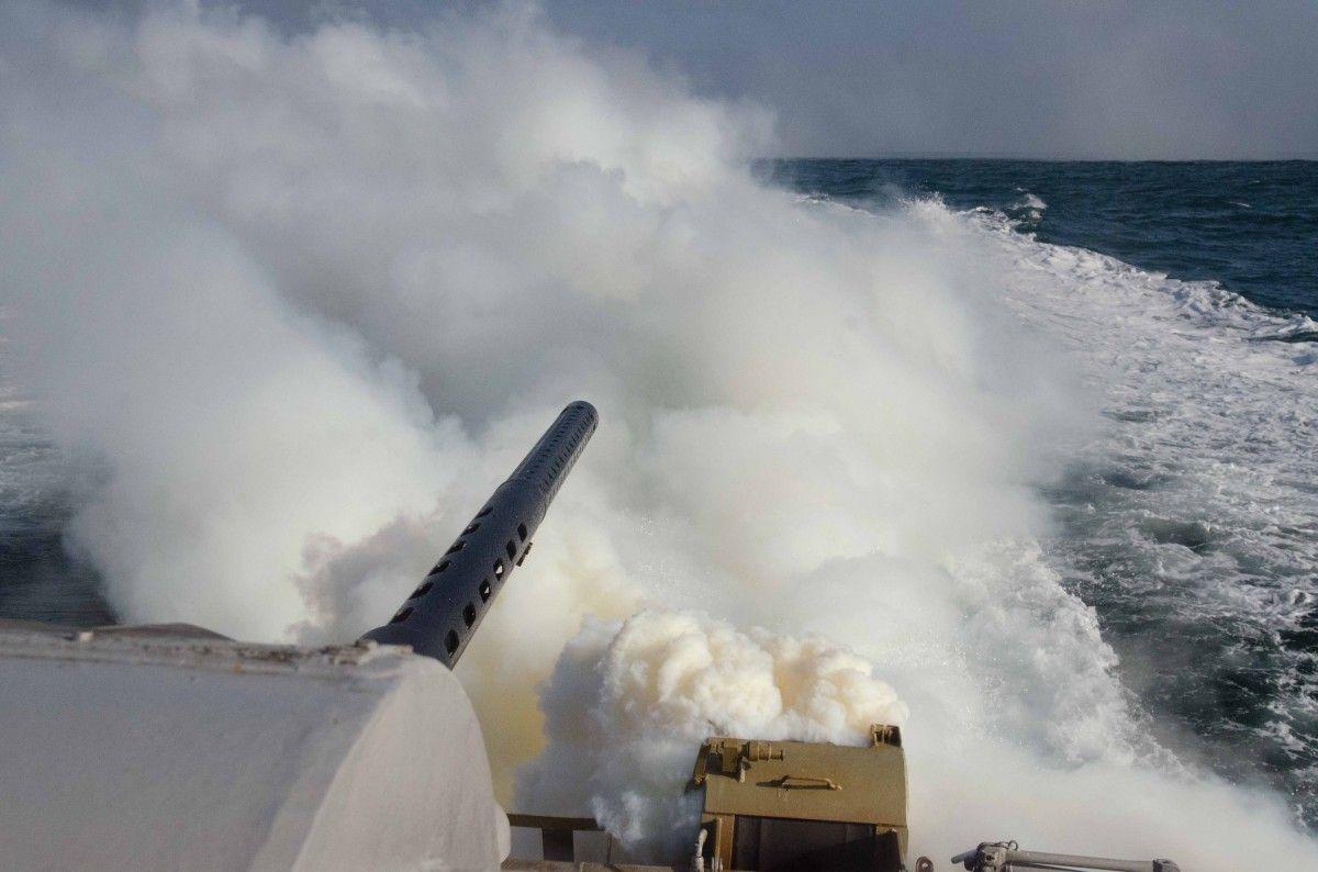 В Британии спроектируют новые ракетные катера специально для Украины / фото mil.gov.ua