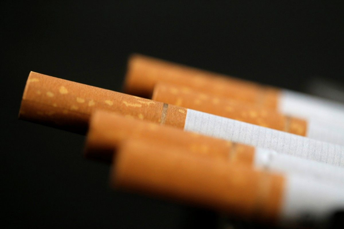 куріння / Ілюстрація REUTERS