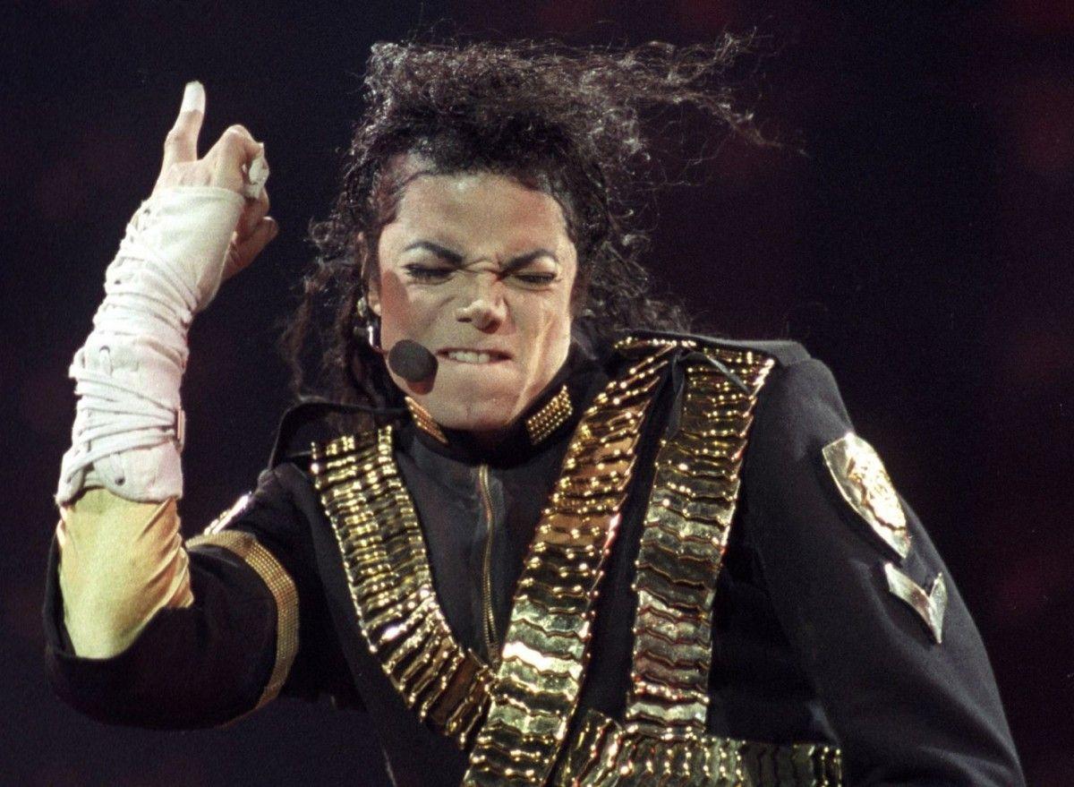 Майкл Джексон / фото REUTERS