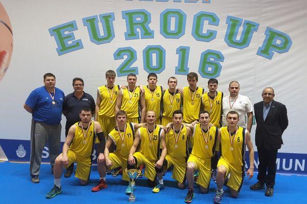 Команда из Днепра выиграла Кубок Европейских чемпионов / fbu.ua