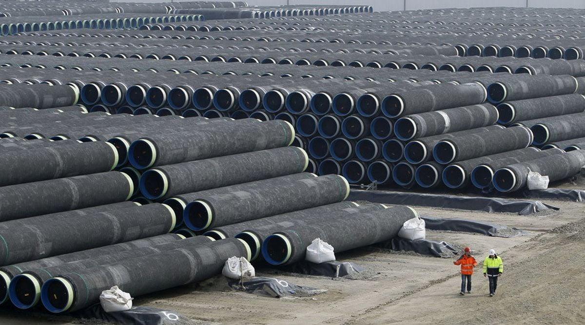 Австрийская Республика  и русский  «Газпром» могут восстановить «Южный поток»,