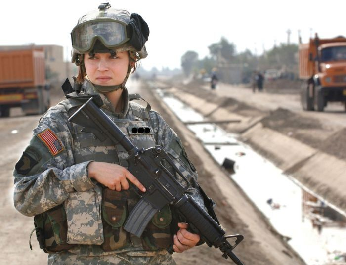 Адміністрація Обами підтримала постановку жінок на військовий облік / Stebok.net