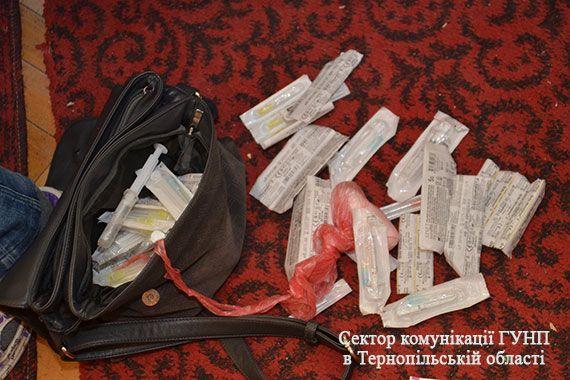 В Тернополе задержали проститутку из России / ГУ НП в Тернопольской области