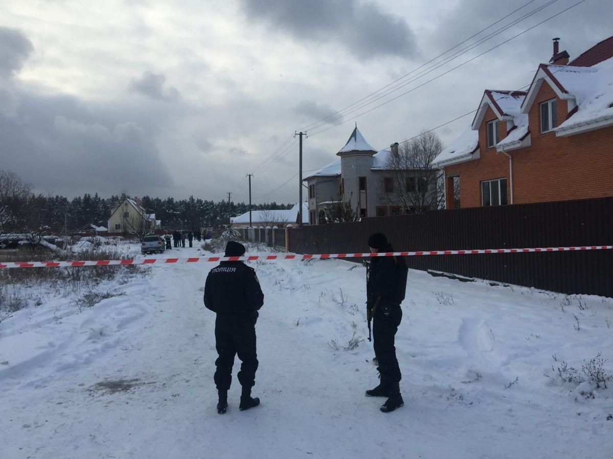 В Княжичах в 2016 году в перестрелке между правоохранителями погибли пять сотрудниковполиции/ фото УНИАН