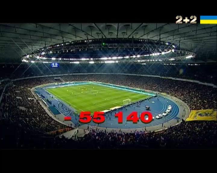 Профутбол получил отчет УФИ по билетам на футбол: речь идет о теневых сотнях тысячах гривен /