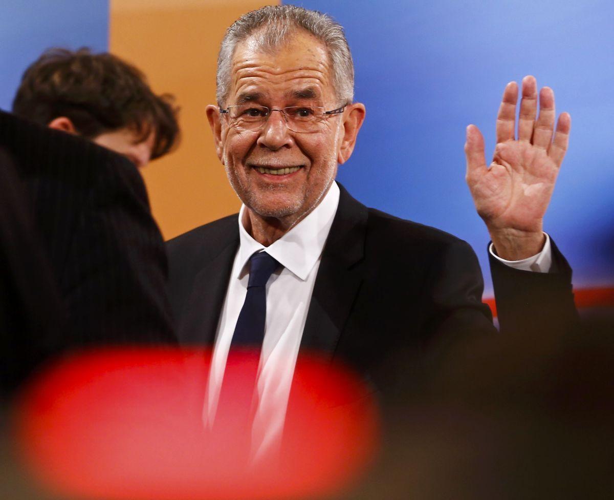 Александер Ван дер Беллен / REUTERS