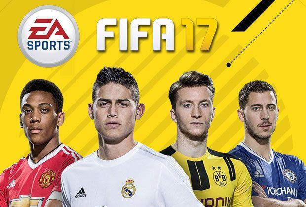FIFA 17 поддержала акцию ЛГБТ / Steam-sell