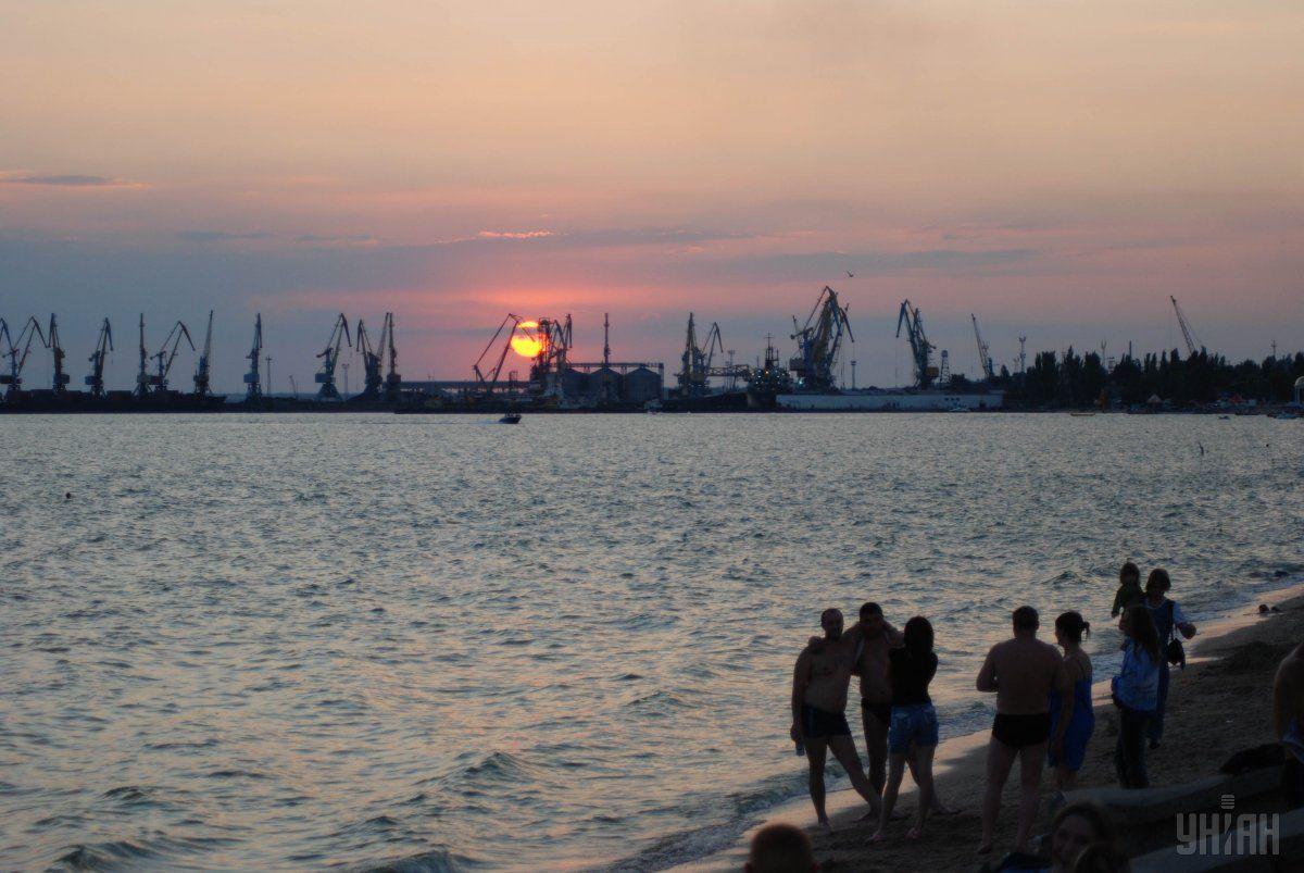 Бердянск и Мариуполь испытывают определенные проблемы в связи с действиями РФ / фото УНИАН