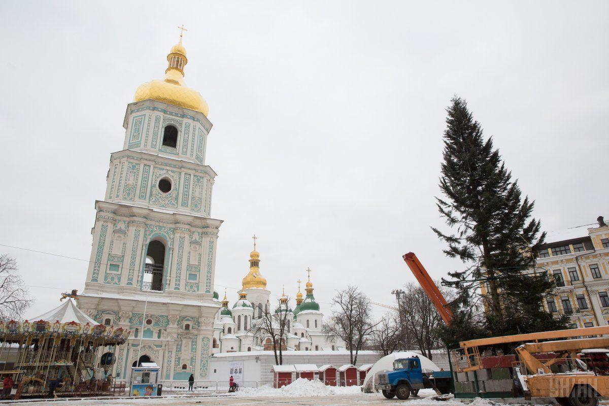 Киевский общественный транспорт в новогоднюю ночь будет работать круглосуточно - Цензор.НЕТ 7354