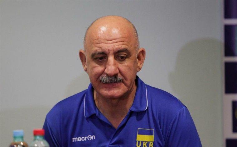 Гарій Єгіазаров вважає, що українській збірній цілком по силам боротися за перемогу на груповому етапі чемпіонату Європи / volleyball.ua