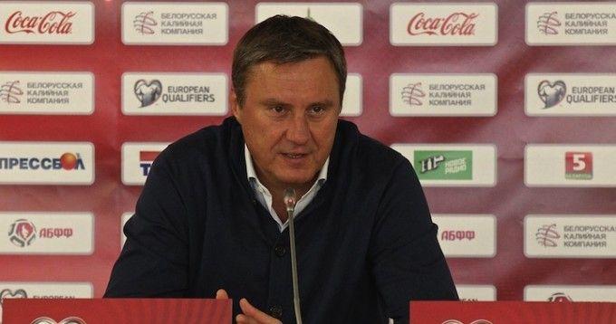 Хацкевич пропрацював на посаді головного тренера збірної Білорусі рівно 2 роки / abff.by