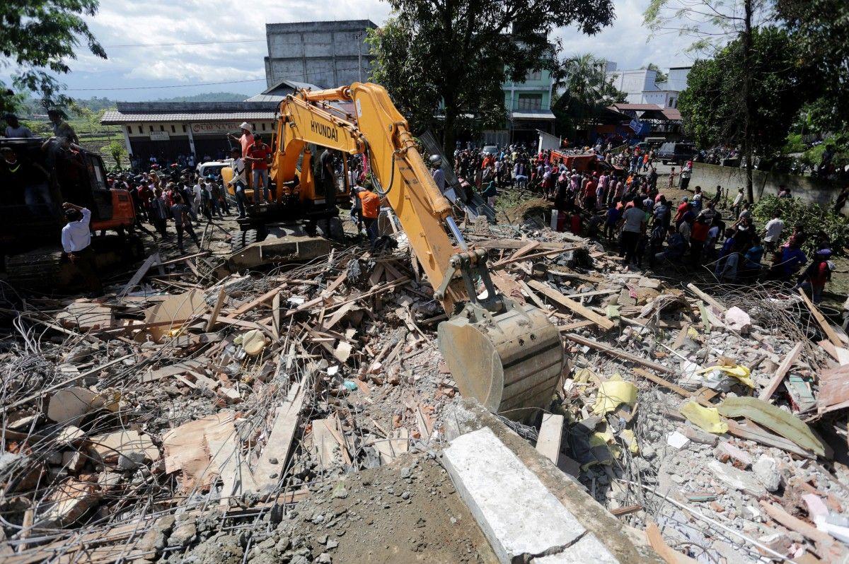 Землетрус в Індонезії / REUTERS