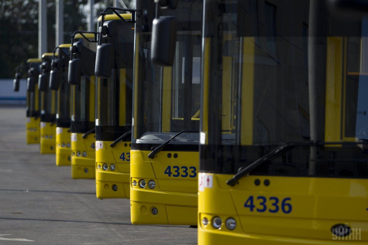22 серпня у Києві з'явиться новий нічний тролейбусний маршрут / фото УНіАН