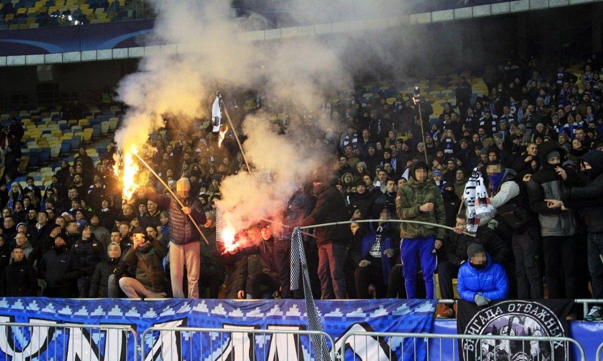 УЄФА проведе розслідування по матчу на НСК
