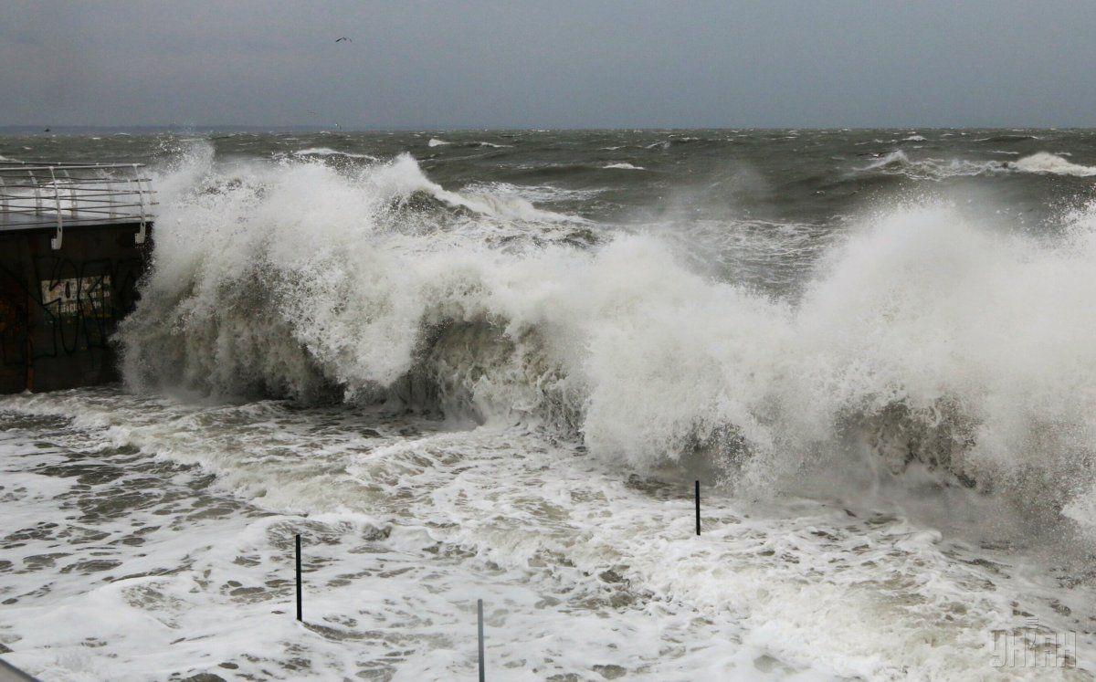 На півдні та сході очікується сильний вітер / УНІАН