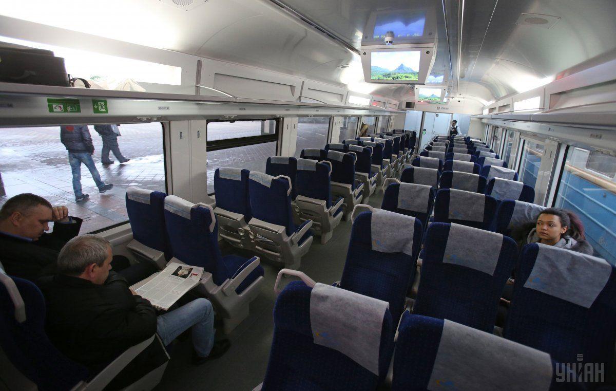 Квитки на потяги подешевшають / фото УНІАН