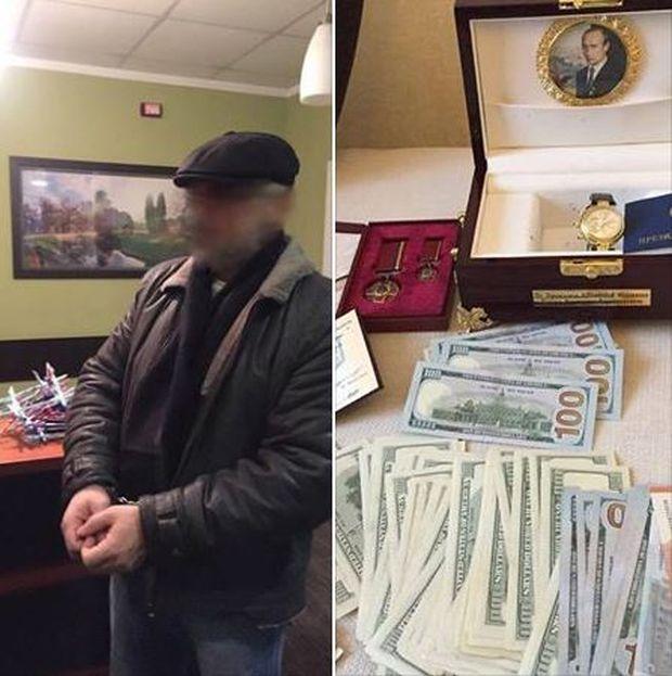 Для підозрюваного встановили заставу у розмірі 7 млн. гривень / facebook.com/kyiv.gp.gov.ua