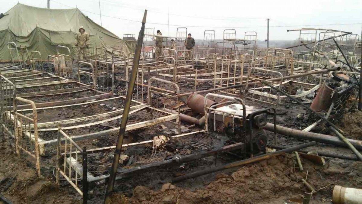 Знищене майно на житомирському полігоні / vppnr.gp.gov.ua