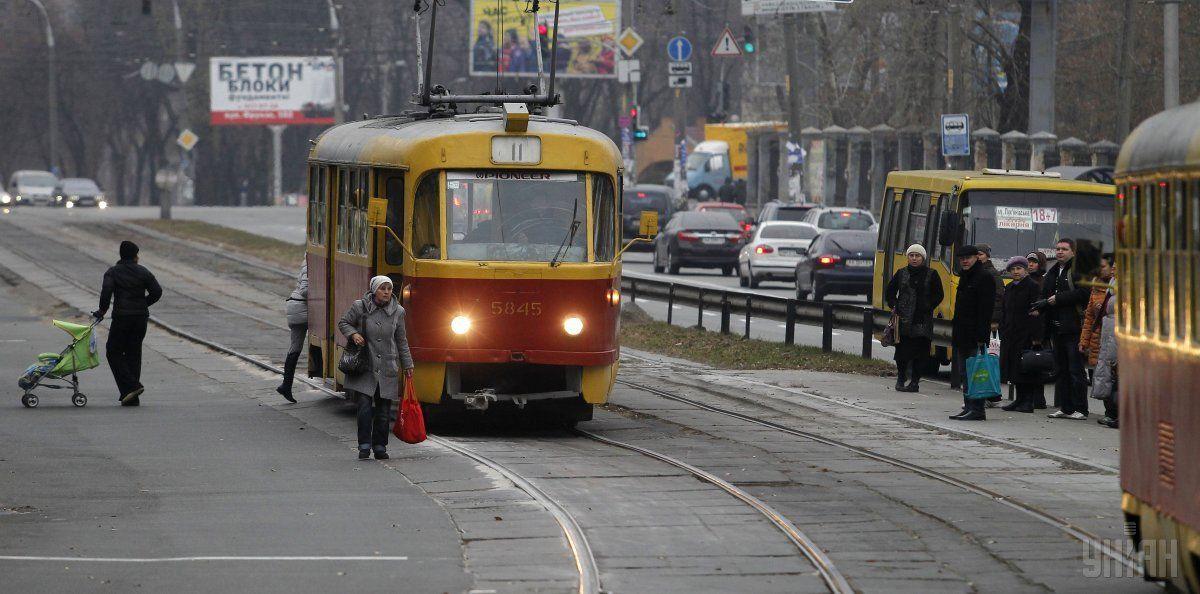 трамваїв фото: УНІАН