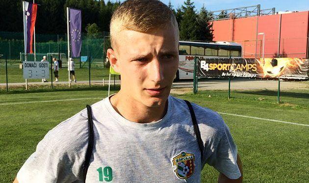 Володимир Одарюк приніс перемогу