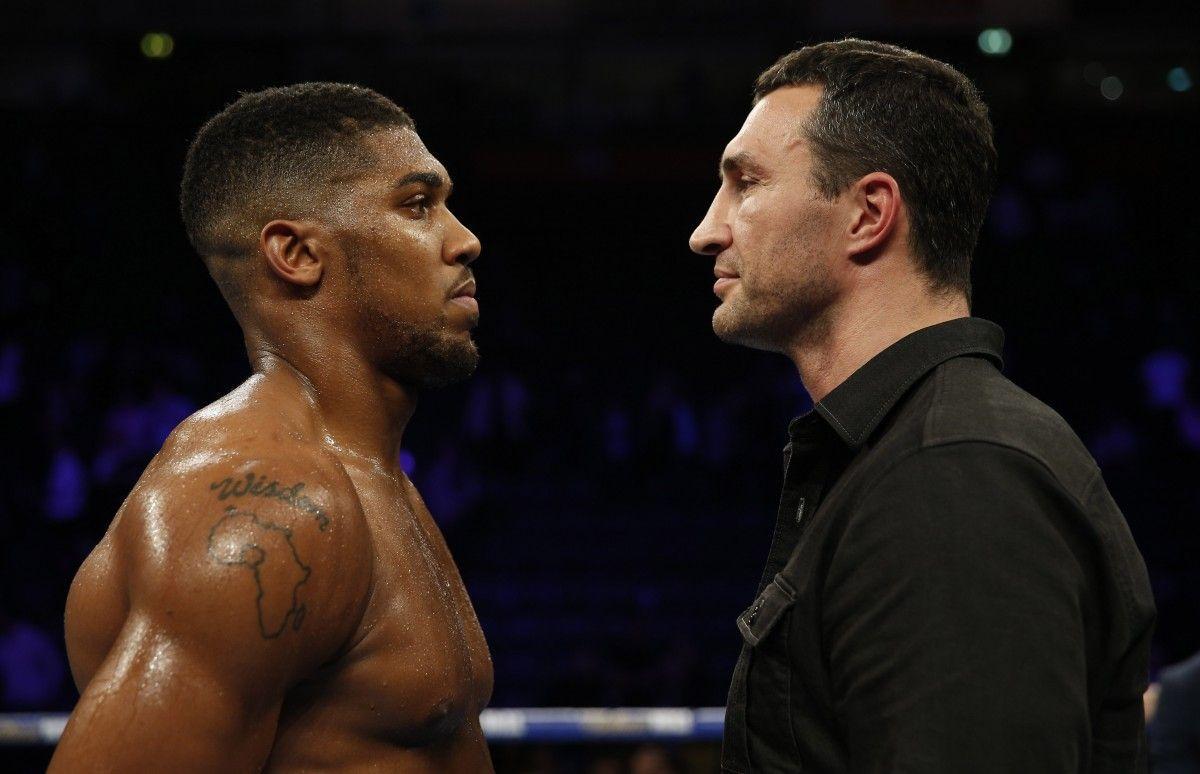 Кличко і Джошуа проведуть бій через чотири з половиною місяці / Reuters