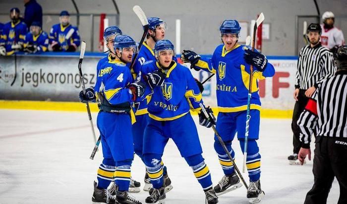 Украина победила Италию / hokej.net