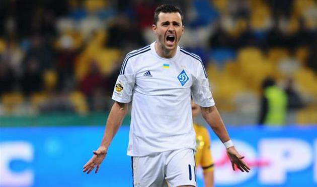 Мораес забил гол на 14-й секунде / фото Ильи Хохлова, Football.ua