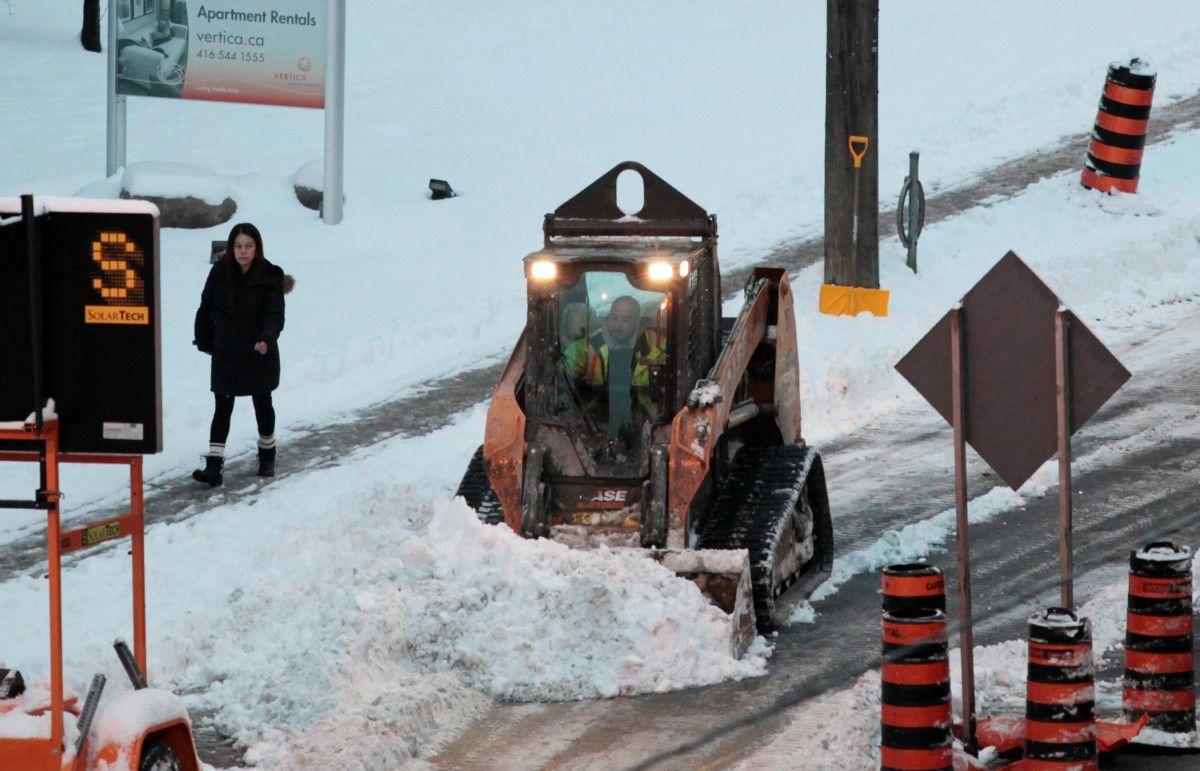 Негода в Канаді / Reuters