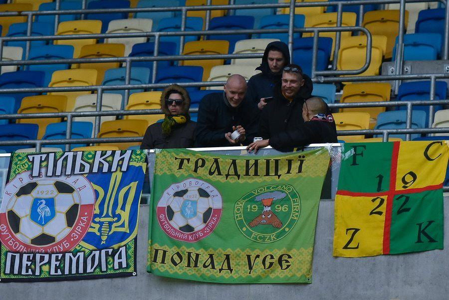 УПЛ установила антирекорд посещаемости / Богдан Заяц, football.ua