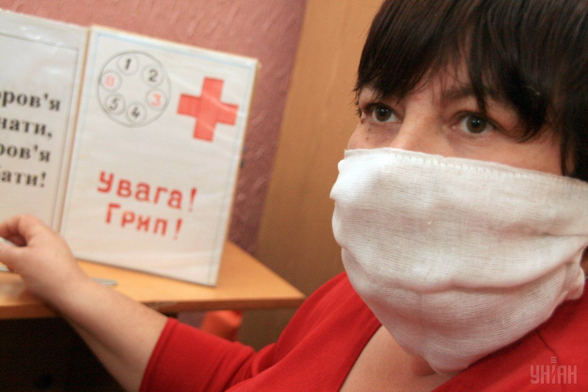 Рівень захворюваності серед дорослих та дітей зріс/ Фото УНІАН