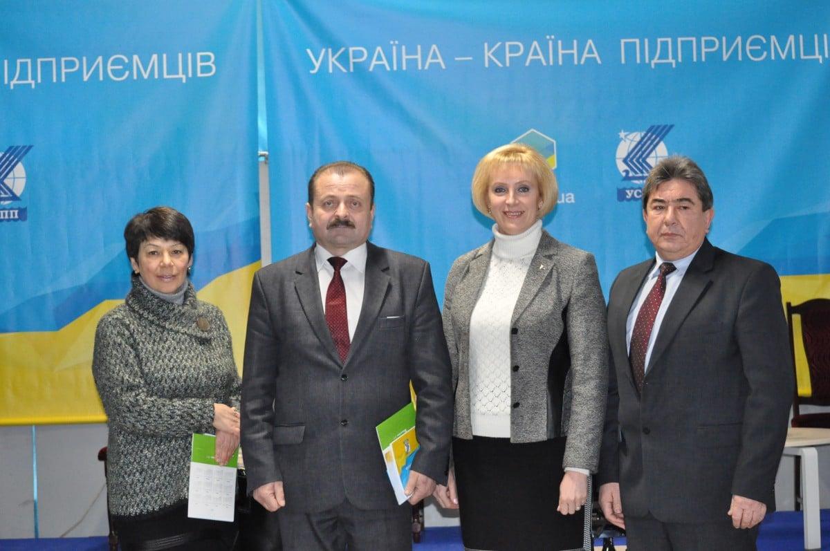 Участники форума в Хмельницком / Фото УНИАН