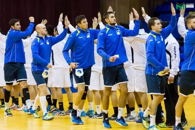 Украинская сборная начинает подготовку к отборочным матчам чемпионата Европы / handball.net.ua