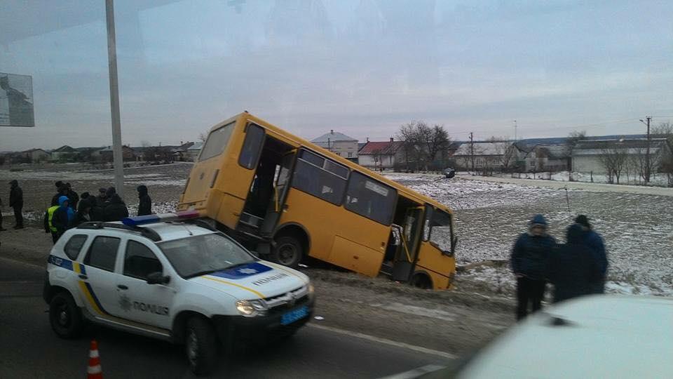 В автобусе находилось 15 человек / facebook.com/groups/govarta1