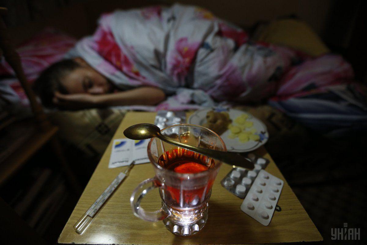 В Україні настає сезон грипу та ГРВІ \ фото УНІАН