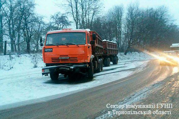 Фото прес-служби Нацполіції Тернопільської області