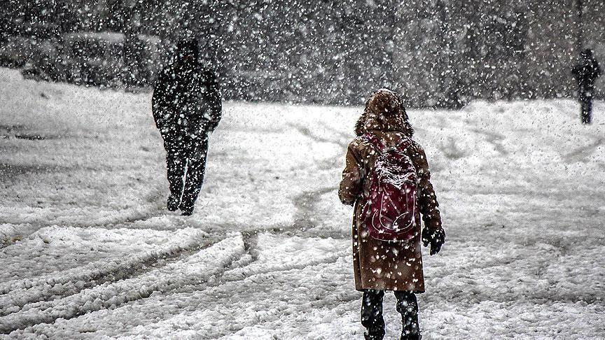 Снігопад у Туреччині / aa.com.tr