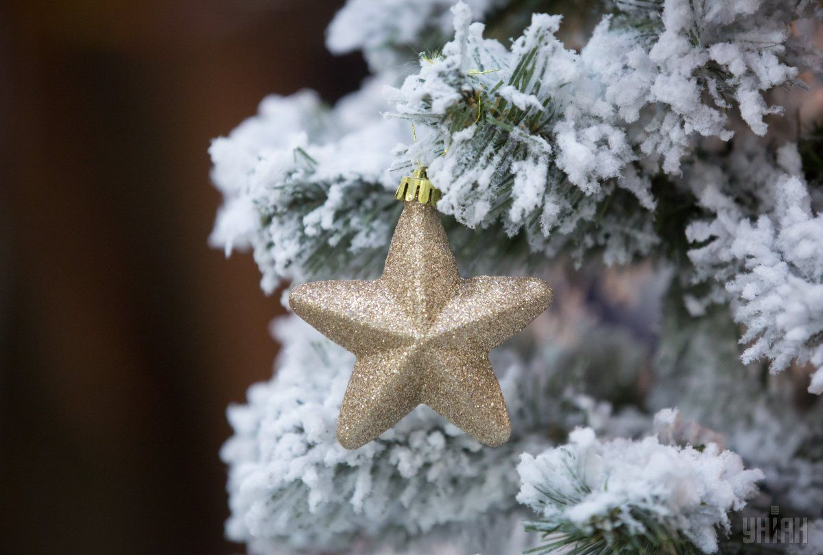 До новогодних праздников осталось чуть больше двух недель / Фото УНИАН