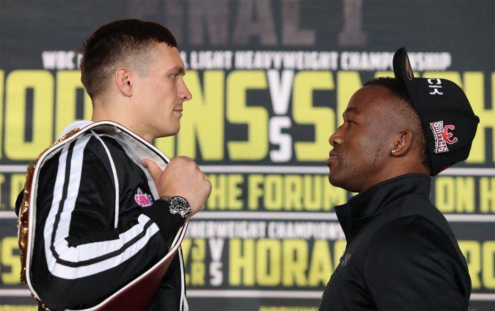 Усик и Мчуну встретятся на ринге 17 декабря / boxingscene.com