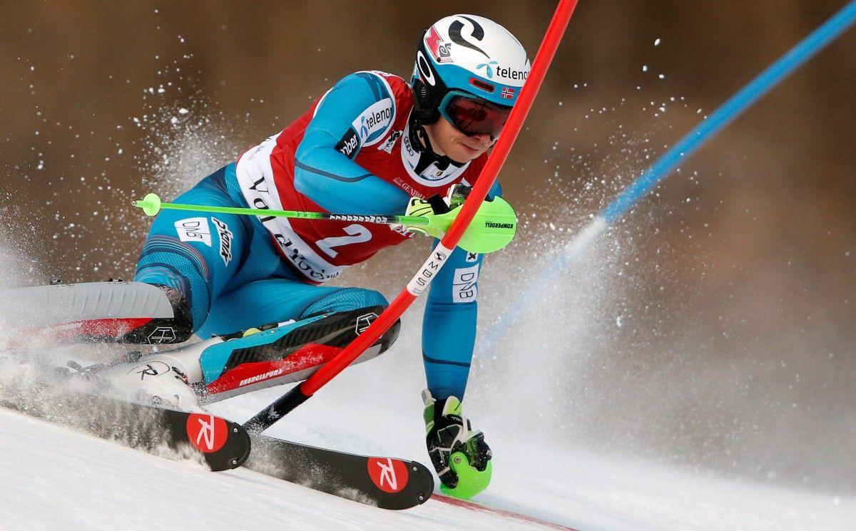 Норвежский лыжник Хенрик Кристофферсен / Reuters