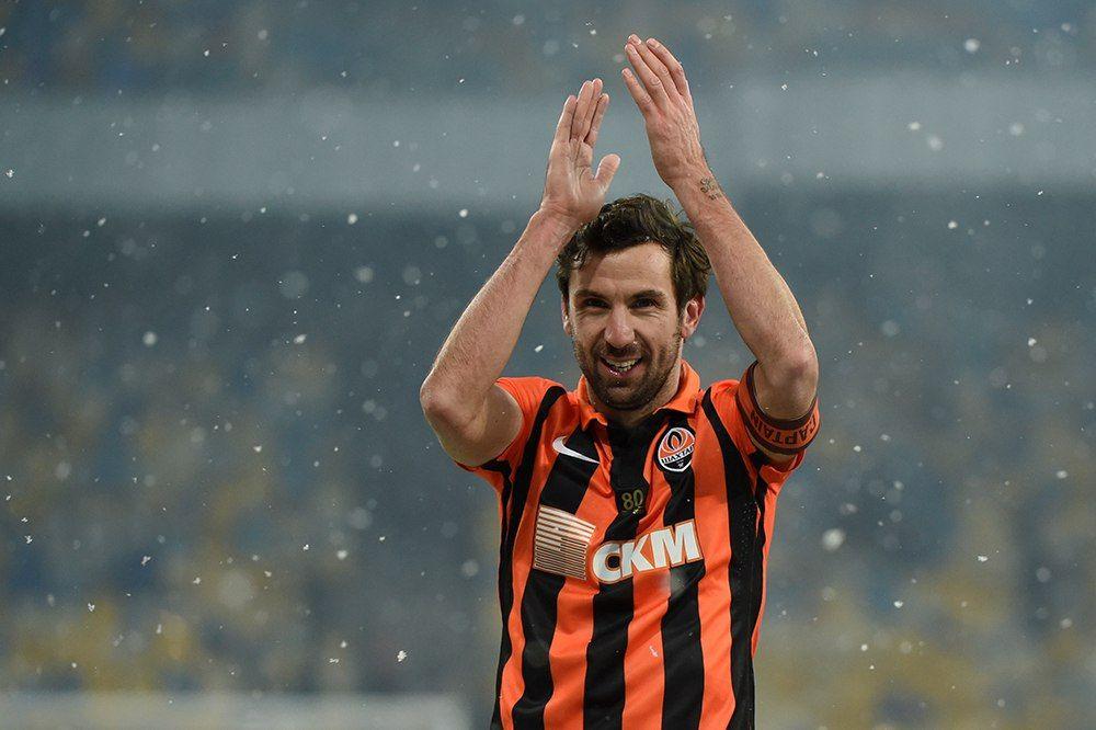 Дарио Срна - самый эффективный футболист сезона / ФК