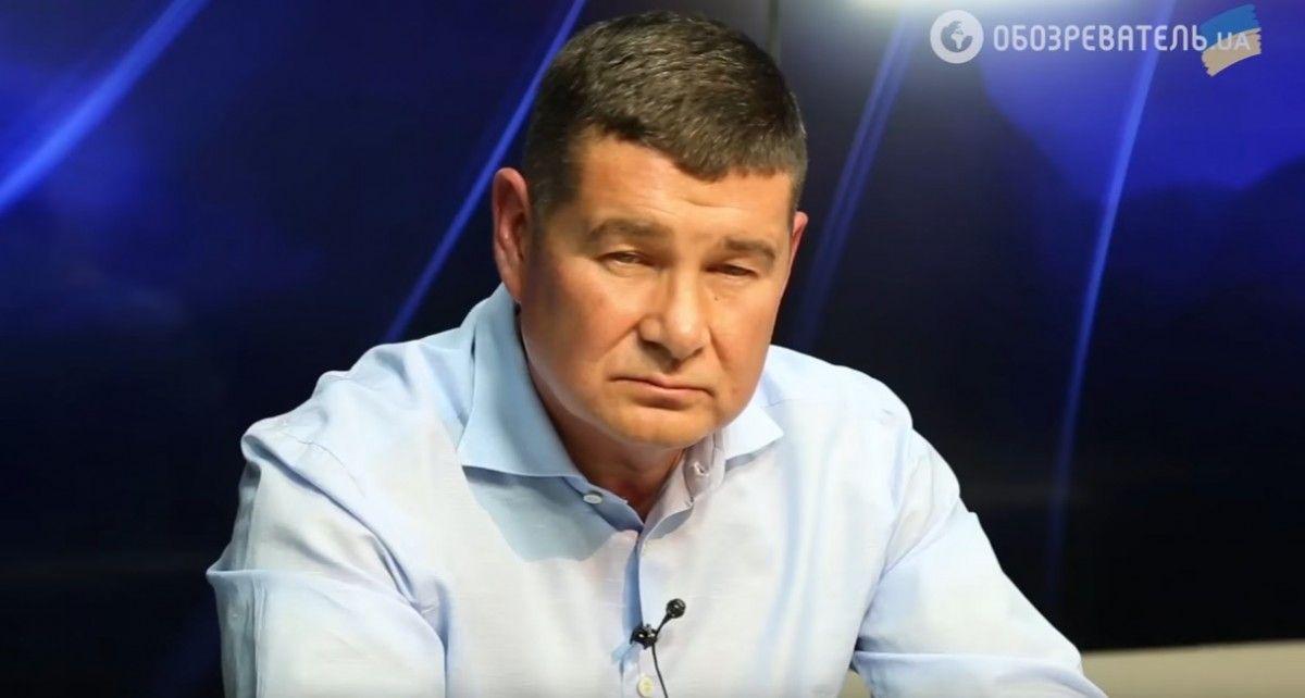 Александр Онищенко / Скриншот